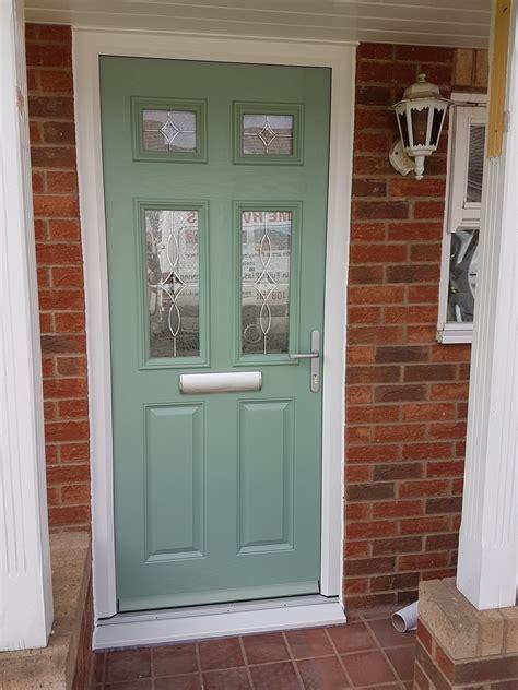 panel  square style composite door