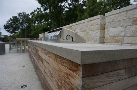 how to make an outdoor concrete countertop concrete countertops