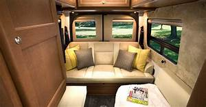 2002 Roadtrek 190 Por Floor Plan