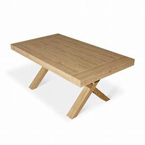 Storm: TAVOLO CROSS 180X100 ALLUNGABILE ROVERE CONSUMATO Storm tavoli e sedie tavoli