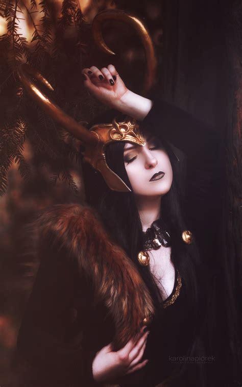 Lady Loki And Leah Larva Historical Dressmaking