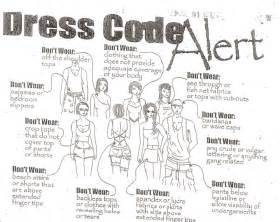 high school dress codes images