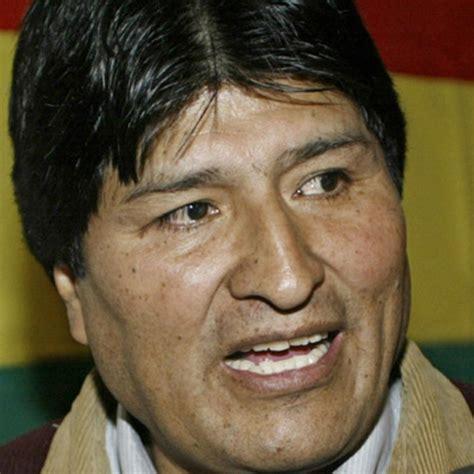 Evo Morales  President (nonus) Biography