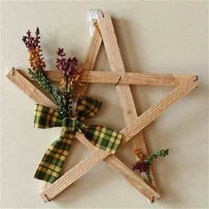 Weihnachtsbasteln Mit Holz : weihnachtsdeko aus holz basteln 29 kreative ideen ~ Udekor.club Haus und Dekorationen