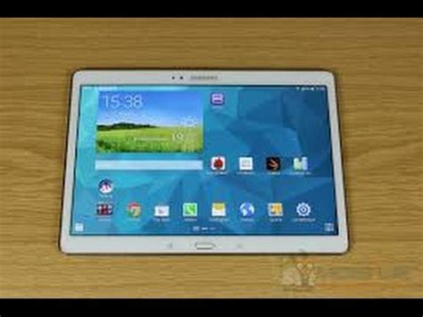 samsung galaxy tab 5 11 1 tablet unboxing new 2015