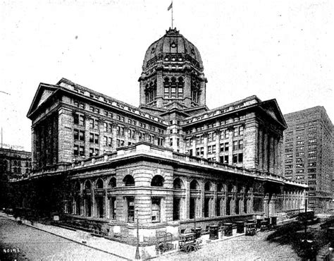 Chicago Federal Building By Henry Ives Cobb @ World Of