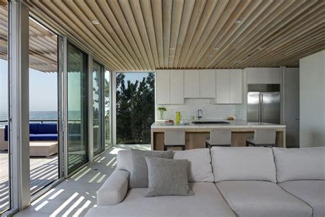 seaside residence interiors stelle lomont rouhani architects award winning modern