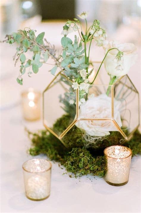 terrarium wedding centerpieces heathers glen wedding