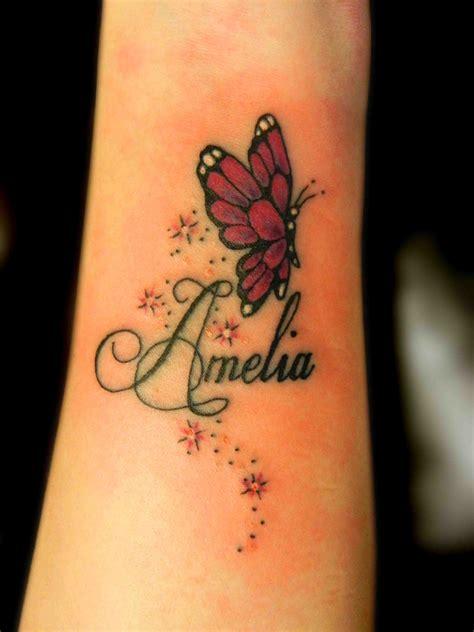 tattoo truro butterfly tattoo stars twinkles pretty wrist