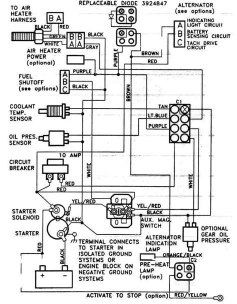 cummins n14 wiring schematic wiring diagram