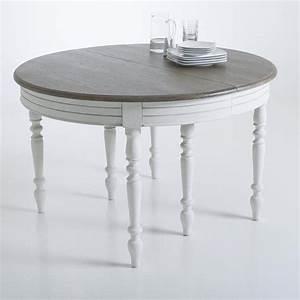 Table De Salon La Redoute : table allonges 4 12 couverts eulali la redoute interieurs salle manger pinterest ~ Voncanada.com Idées de Décoration