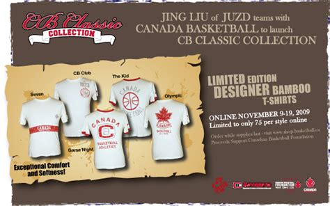 Applying for my national insurance number after having gone through the bank account process was a dream. Canada Basketball Launches CB Classic Collection by JUZD Designer Jing Liu   Streetwear clothing ...