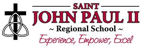 st paul ii regional school 755 | ST JP2RS Logo EEE 5