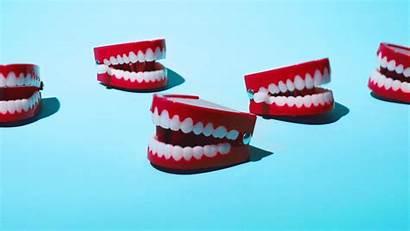 Teeth Perfect Gums Healthy Secret Fixing Gq