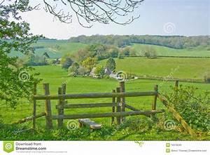 English Countryside Stile stock image. Image of ramble ...