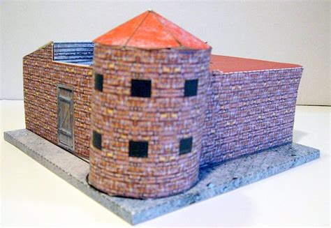 Tvag Rough Riders Blockhouses And Buildings Spanish