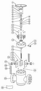 Mcm Oil Tools Gate Valves
