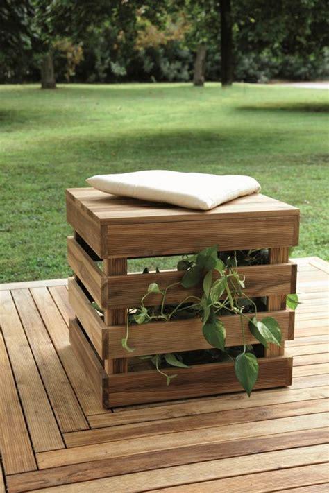 50 id 233 es originales pour fabriquer votre salon de jardin en palette