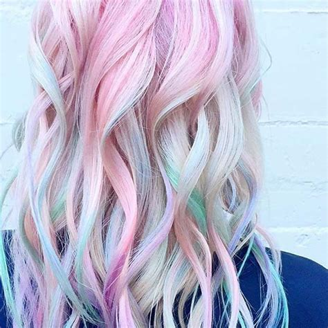 21 Pastel Hair Color Ideas For 2018 Page 2 Of 2 Stayglam