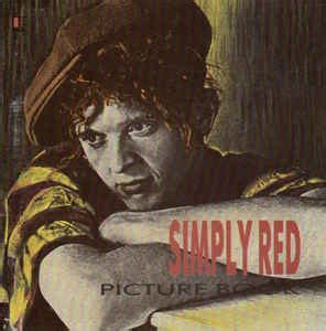 Picture Book Simply Red Album