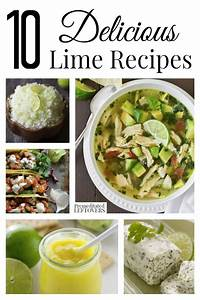 10 Delicious Lime Recipes