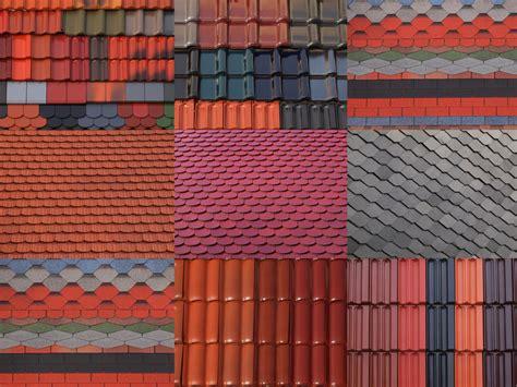 Verschiedene Materialien Fuer Die Dacheindeckung by Dachfarbe Farbwahl F 252 R Die Dacheindeckung