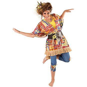 buttinette Kostüm Vogelscheuche für Damen online kaufen