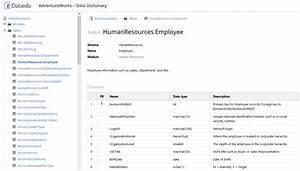 automating database documentation process with dataedo With sql server database documentation tool free