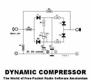 compressor limiter 04 the free world of packet radio With audio compressor