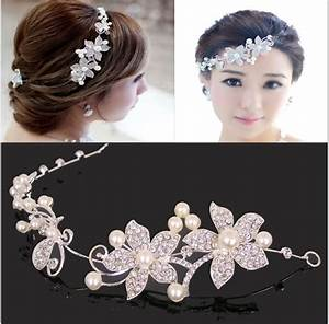 Diamond Tiaras And Crowns Bridal Hair Ornaments For