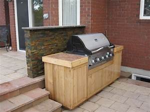 Grilling Station - Traditional - Deck - ottawa - by Silca