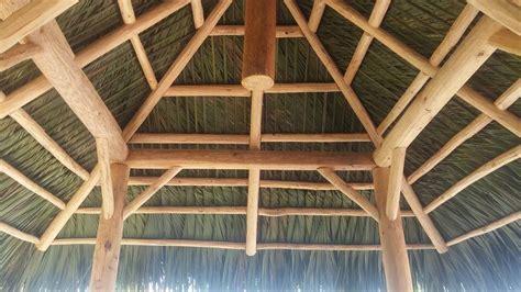 Tiki Hut Grass Roof by Articles Florida Tiki Huts