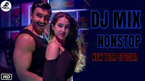 New Year Party 2019☼ Hindi Remix Mashup Song 2018☼nonstop