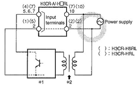 timer relay omron h3cr a8 omron h3cr wiring diagram 25 wiring diagram images