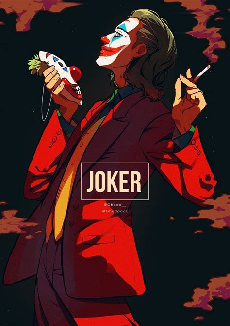ghada ghad  joker art joker wallpapers joker pics