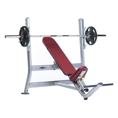 Incline Bench by Quot A Series Quot Olympic Incline Bench