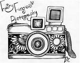 Camera Drawing Cameras Painting Drawings Simple Deviantart Tekeningen Dessin Draw Tattoos Doodle Google Tekening Appareil Desenhos Coloring Kunst Easy Film sketch template