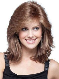 shoulder length hairstyles   faces