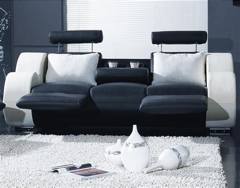 comfortable reclining sofa  resting tired body afterwork housebeauty