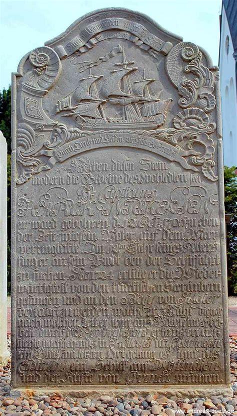 sprechende grabsteine auf dem friedhof der st clemens