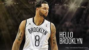 Deron Williams Brooklyn Nets Background Wallpaper ...