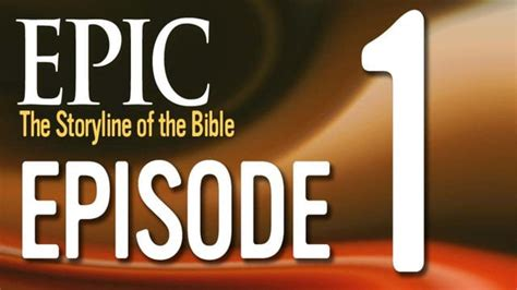 Epic  The 60minute Storyline Of The Bible On Vimeo
