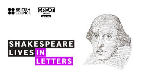 write  letter  shakespeare british council