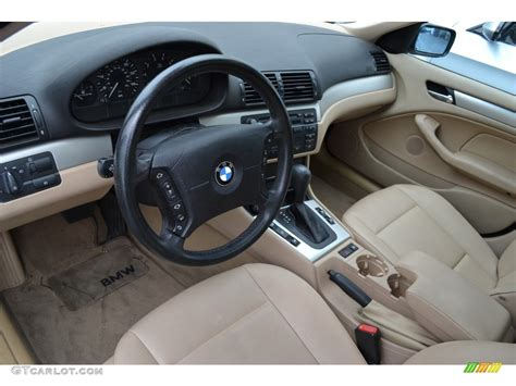 beige interior  bmw  series  sedan photo