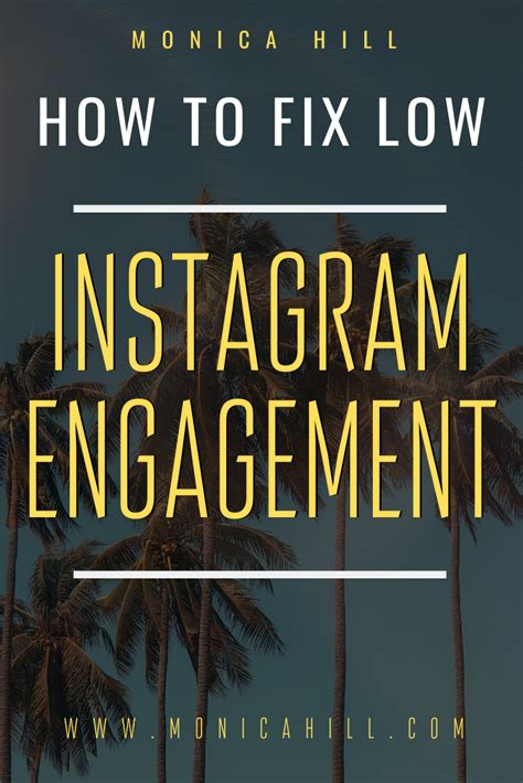 Not for the first time this month. Why your Instagram engagement is down and how to fix it ...