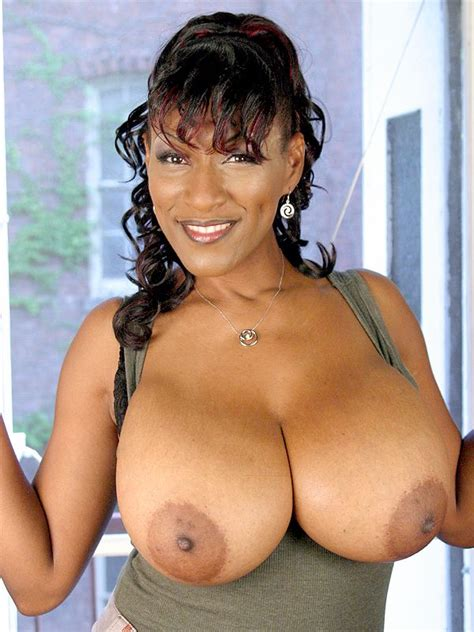 Big Black Tits For White Guys Big Tits News