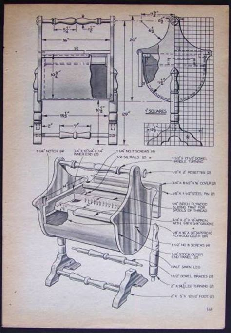 sewing cabinet vintage how to build plans portable storage