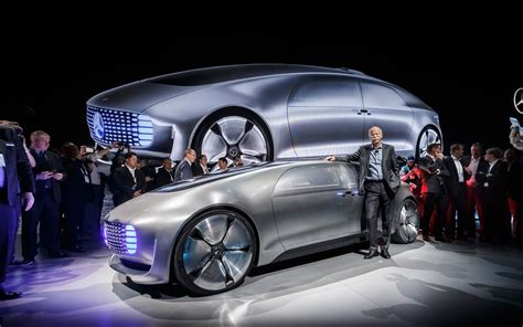 2018 Mercedes Benz F 015 Luxury In Motion Debut 13