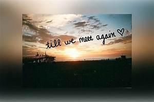 Till We Meet Again - Joy! Digital  Until