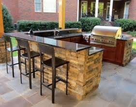 kitchen island range outdoor living spaces hay hill services